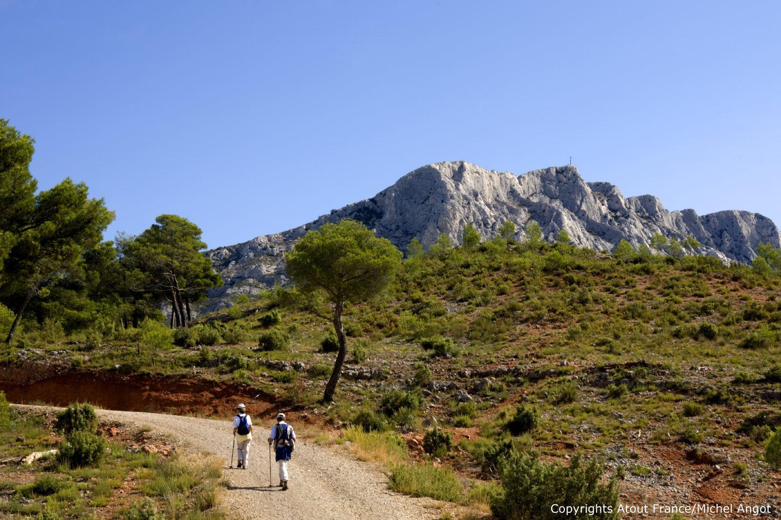 Wandelen tijdens je vakantie in de Drôme Provençale