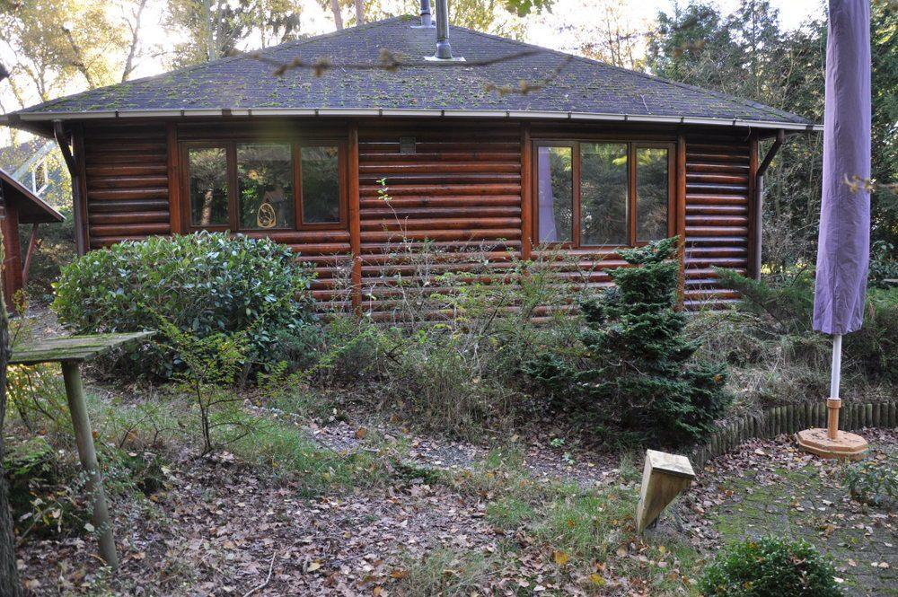 Massief hout loggen 12b - 254 | Heidepad 5