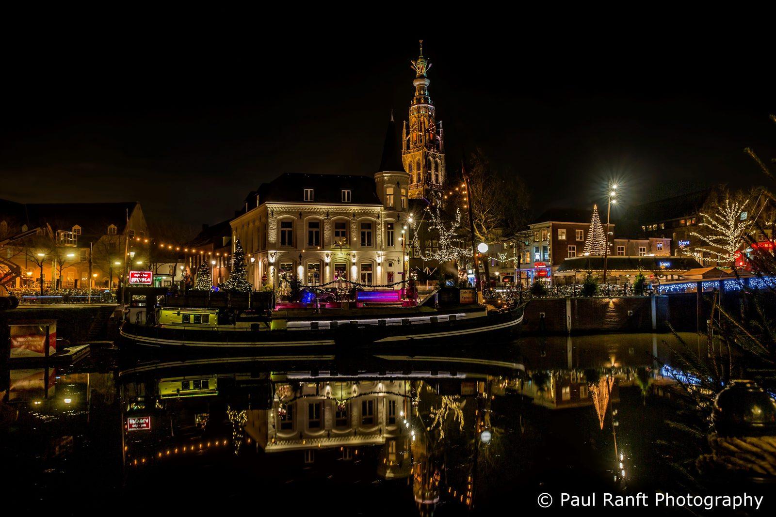 Breda by night, Paul Ranft Photography