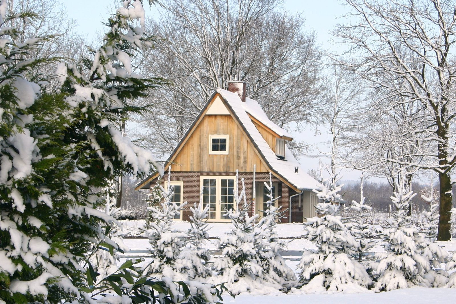 Christmas holiday Hof van Salland