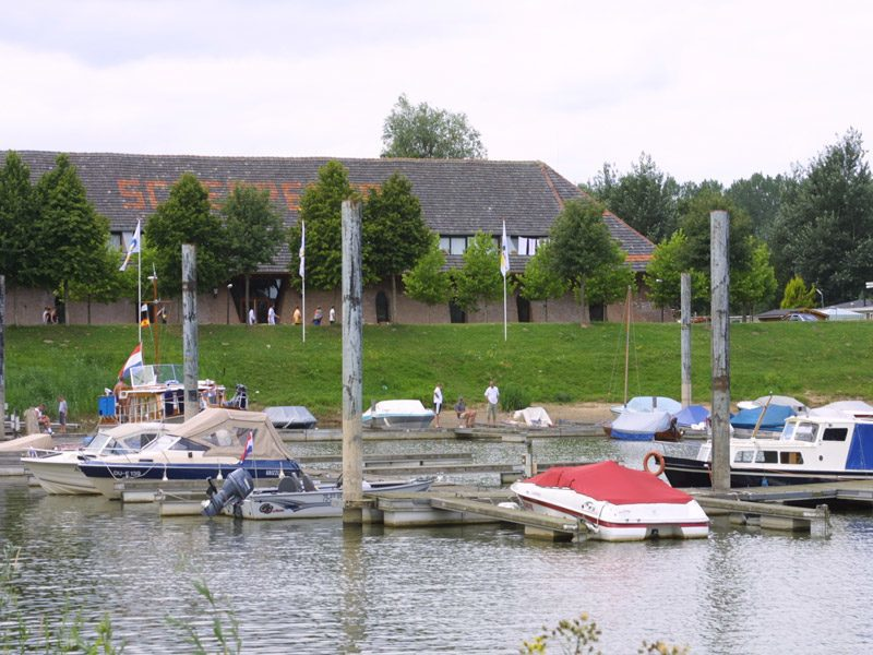 Marina on the IJssel