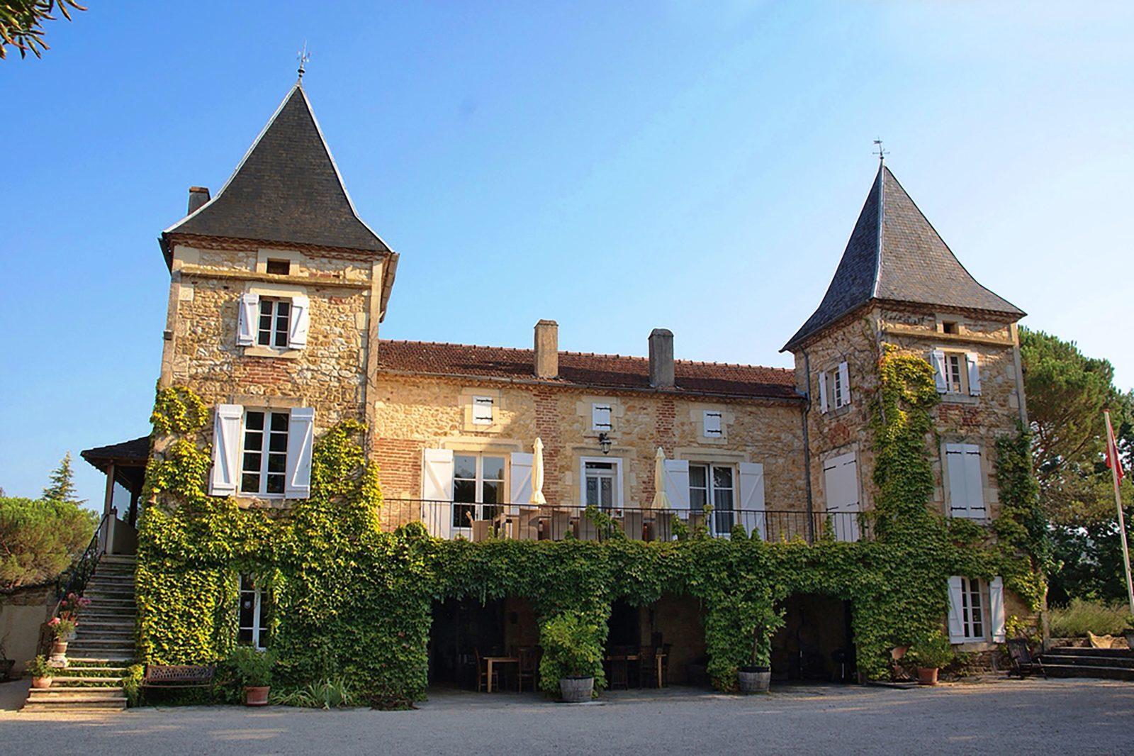 Kleinschalig vakantiepark Chateau Prayssac in de Dordogne