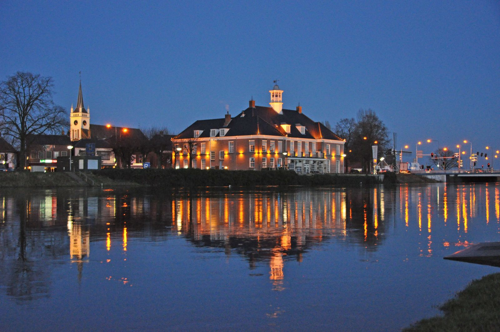 Discover the picturesque city of Ommen