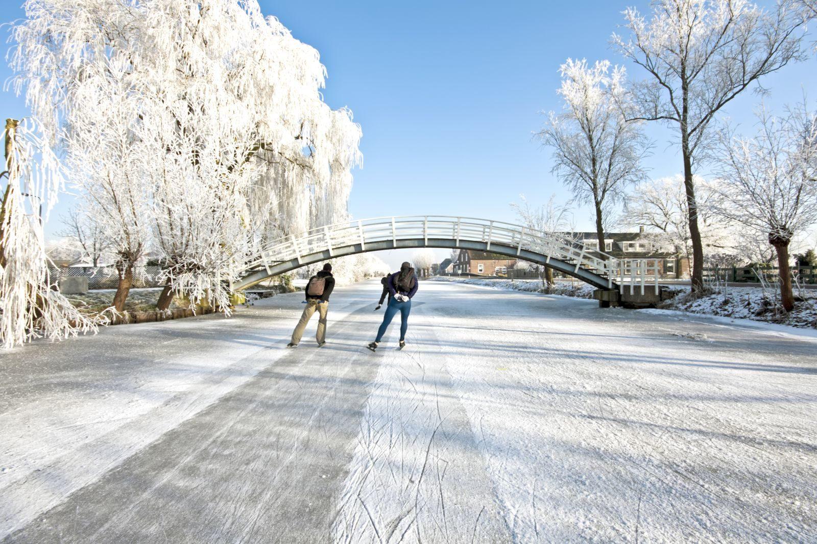 Winter Vakantiepark Hambachtal