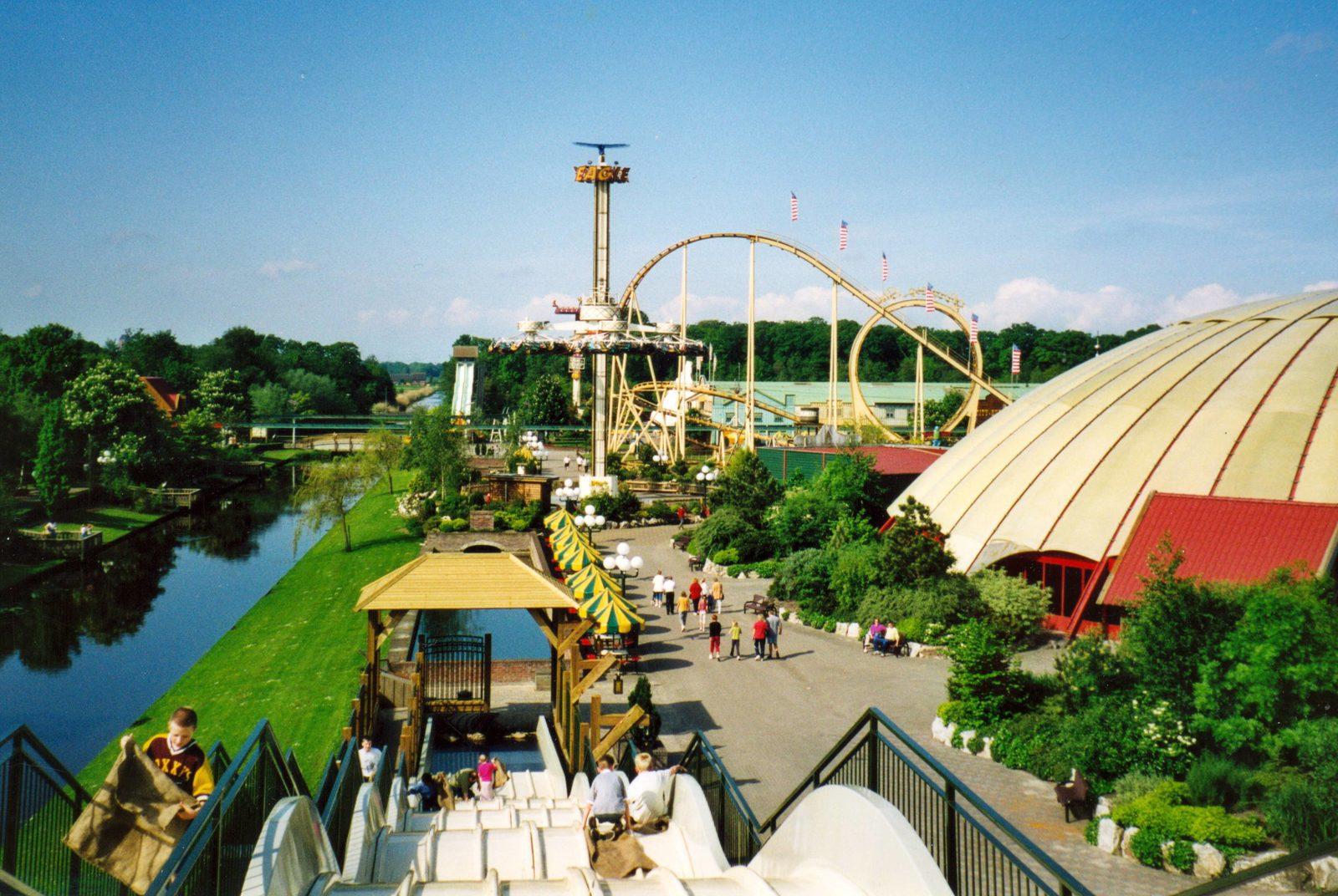Amusement Park Slagharen