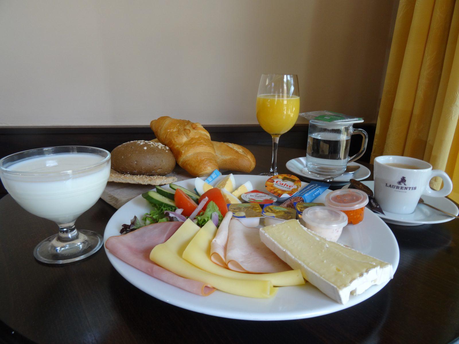 Broodjes en ontbijtservice
