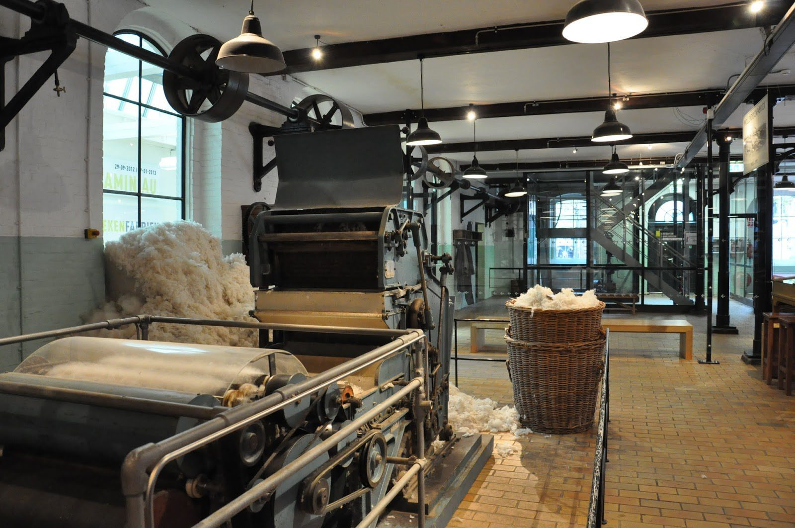 Textielmuseum - Tilburg