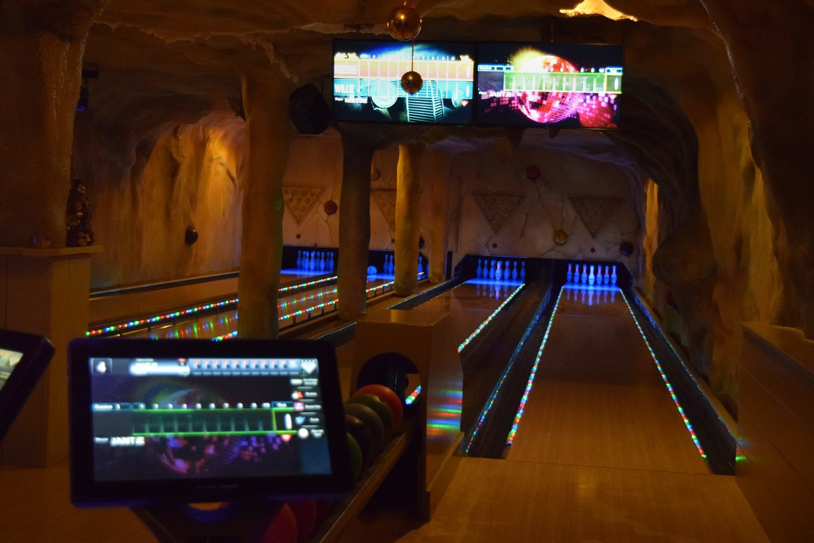 Bowling in Voorthuizen