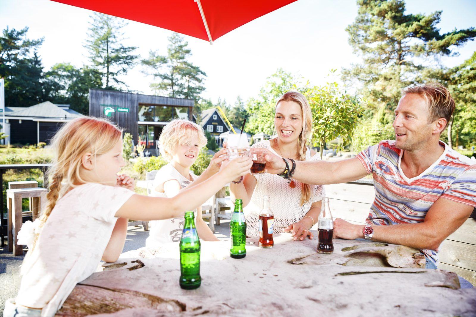 Genieten met het gezin op vakantie