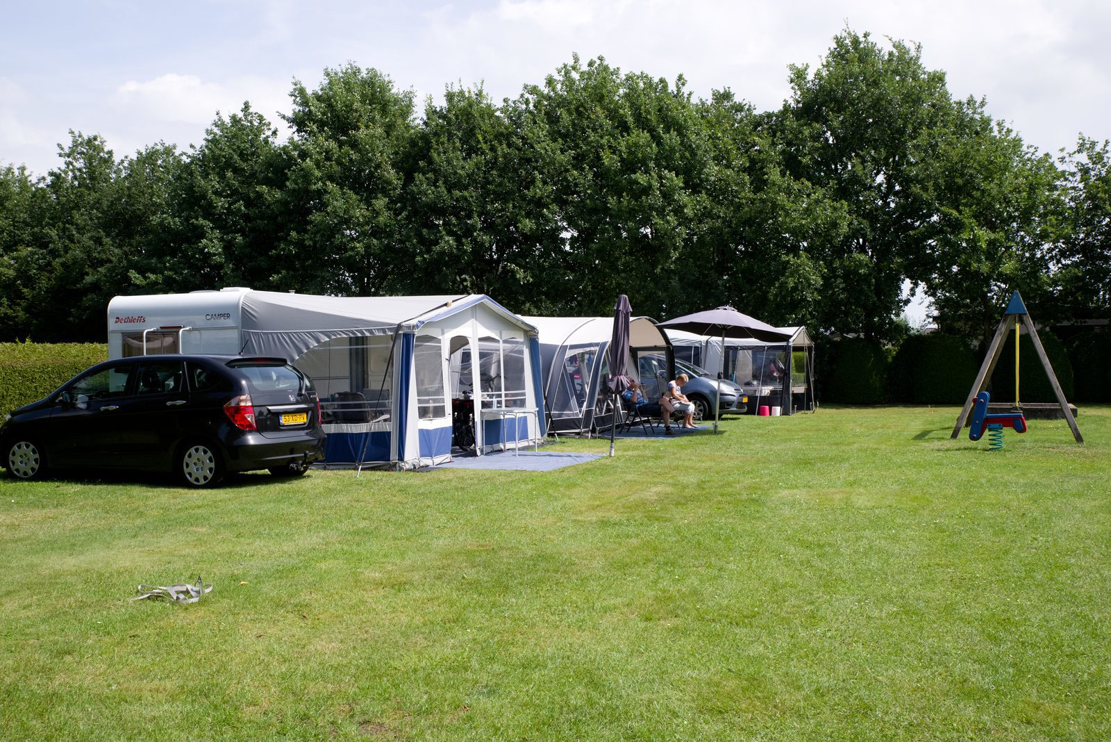 Camping in the Assen area