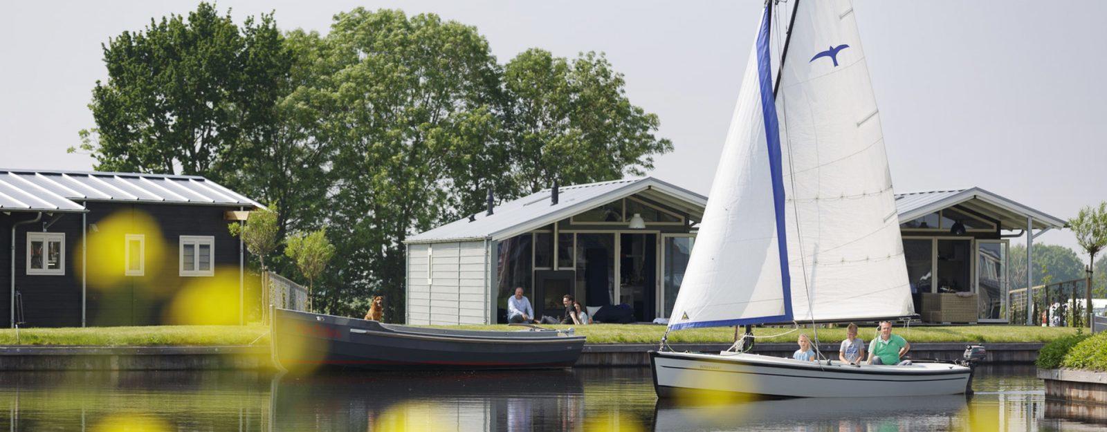 Vrijrijck - Waterpark Terkaple