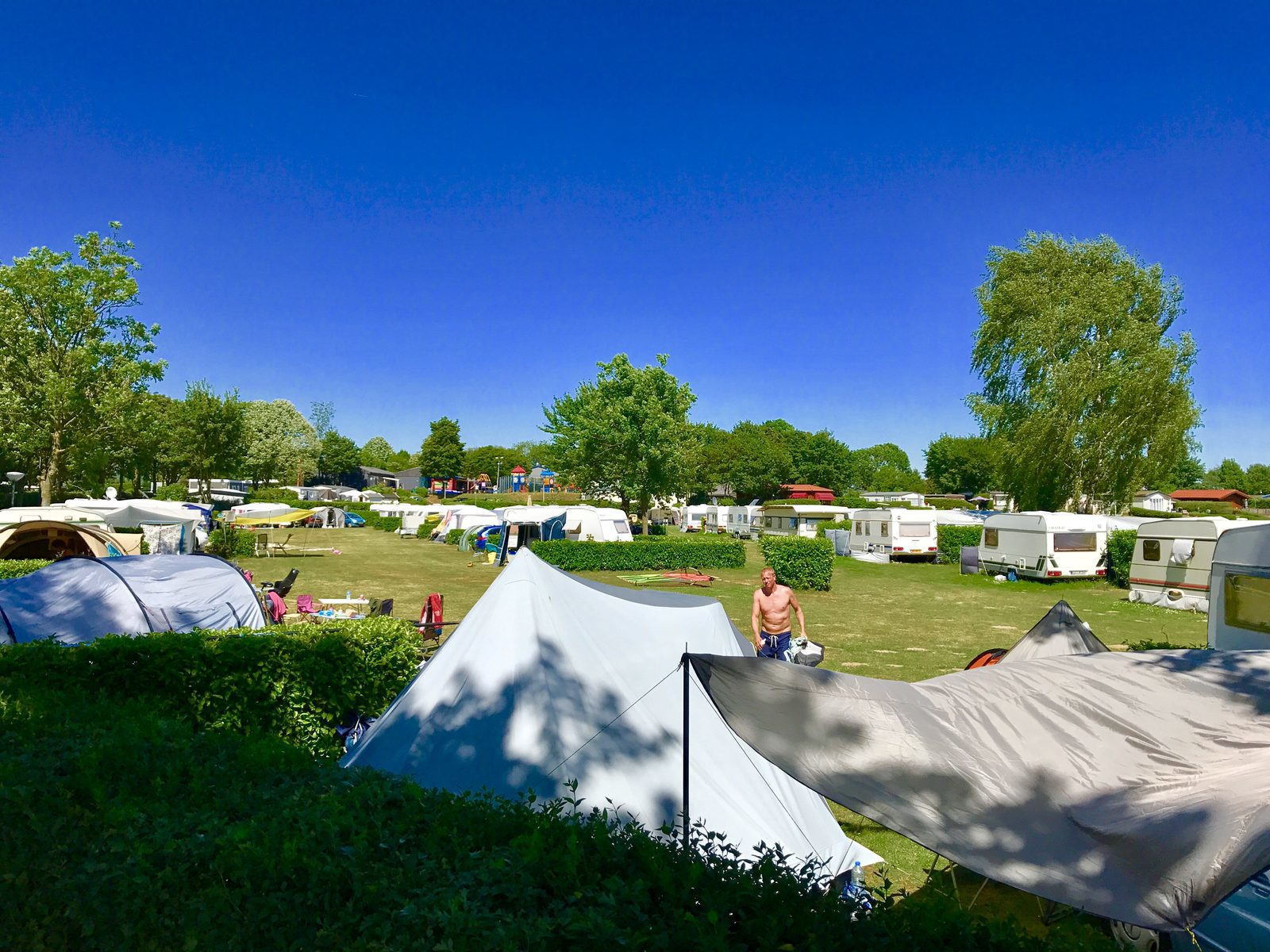 Family campsite Netherlands