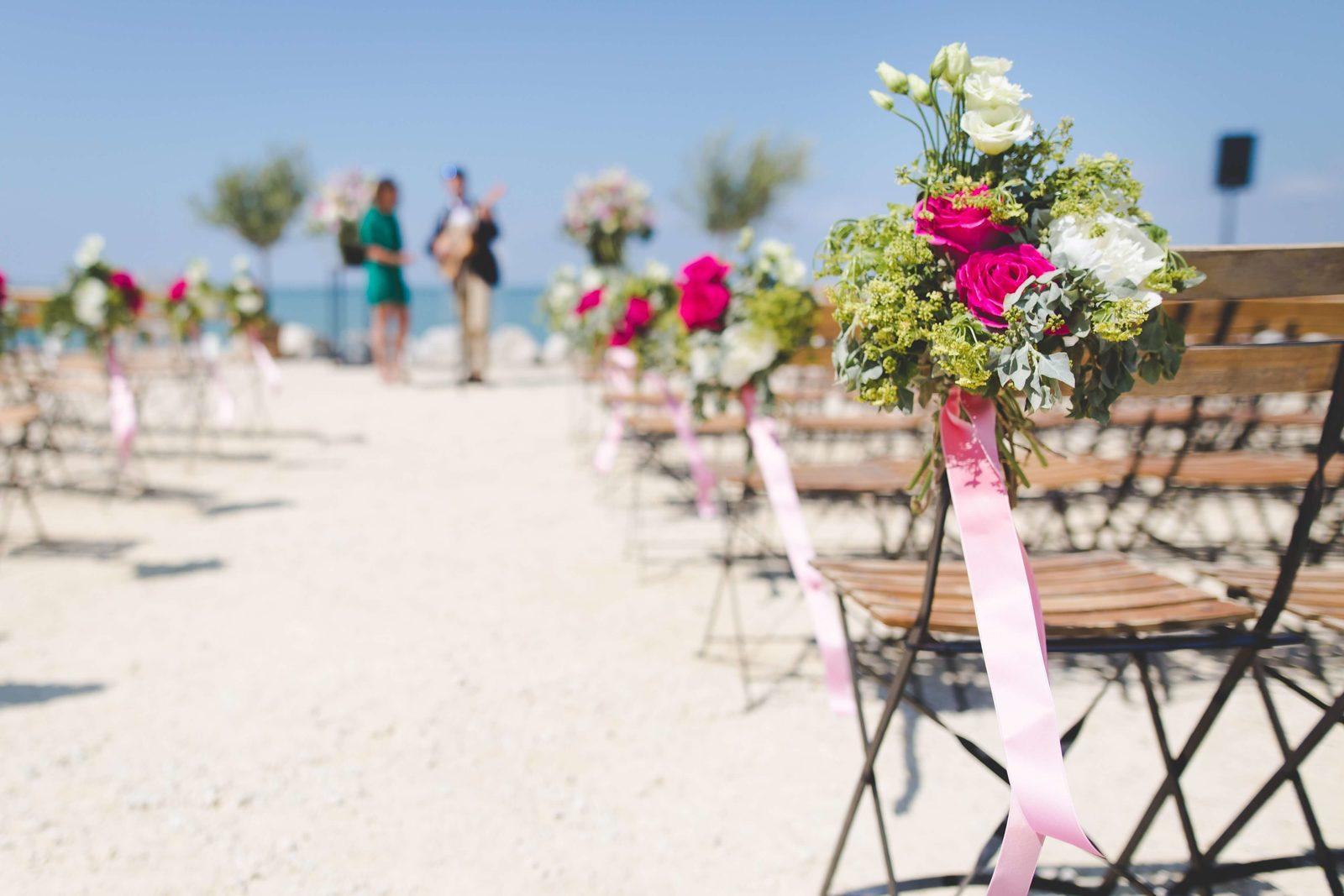 Una boda en Bonaire: ¿quién no quiere casarse en un lugar tan grandioso como este? ¡Declara tu amor en la playa y baila con tu pareja!