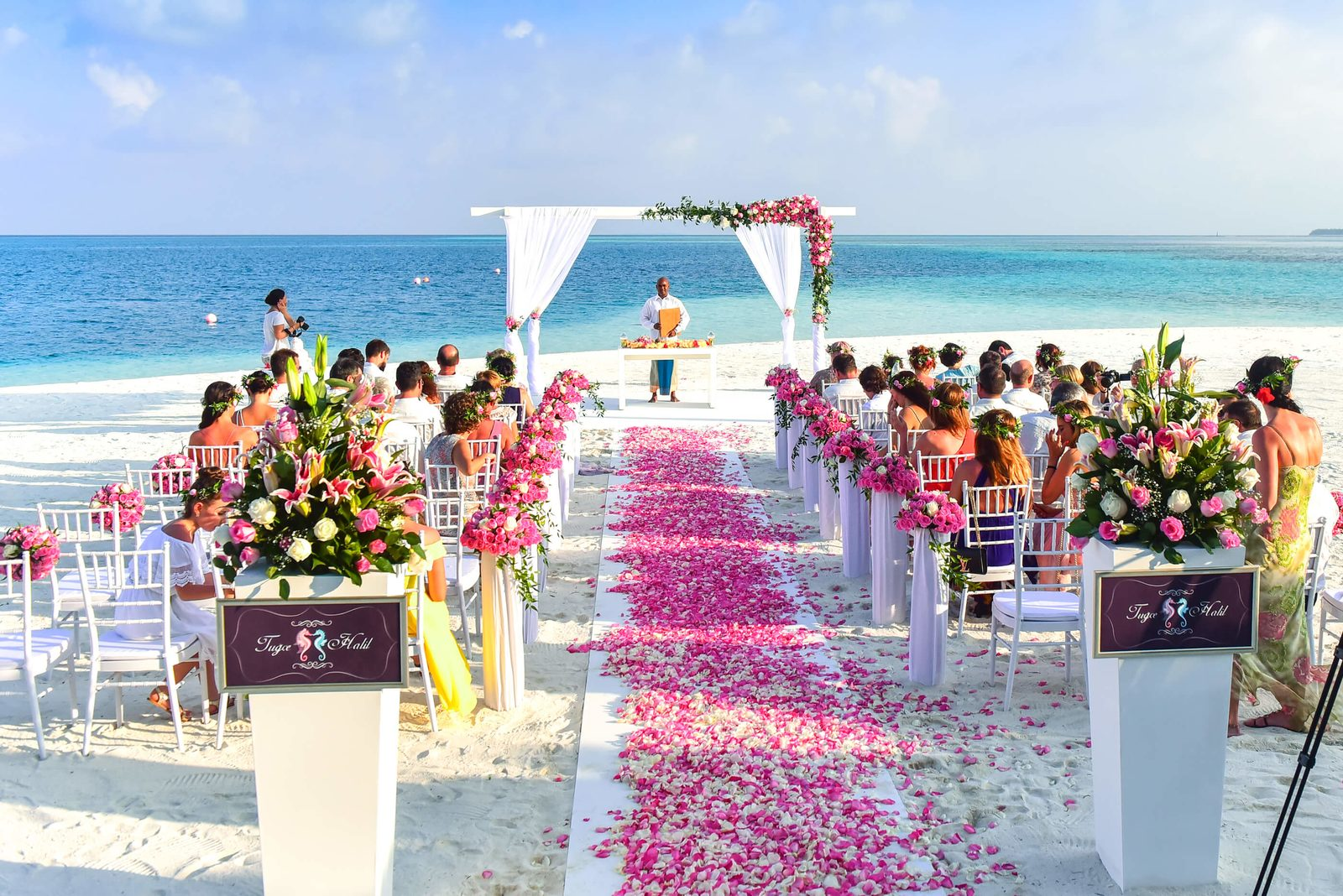 Um casamento em Bonaire é o sonho de muitos casais! Quem não quer casar com o amor da sua vida numa bela ilha cheia de sol como Bonaire?