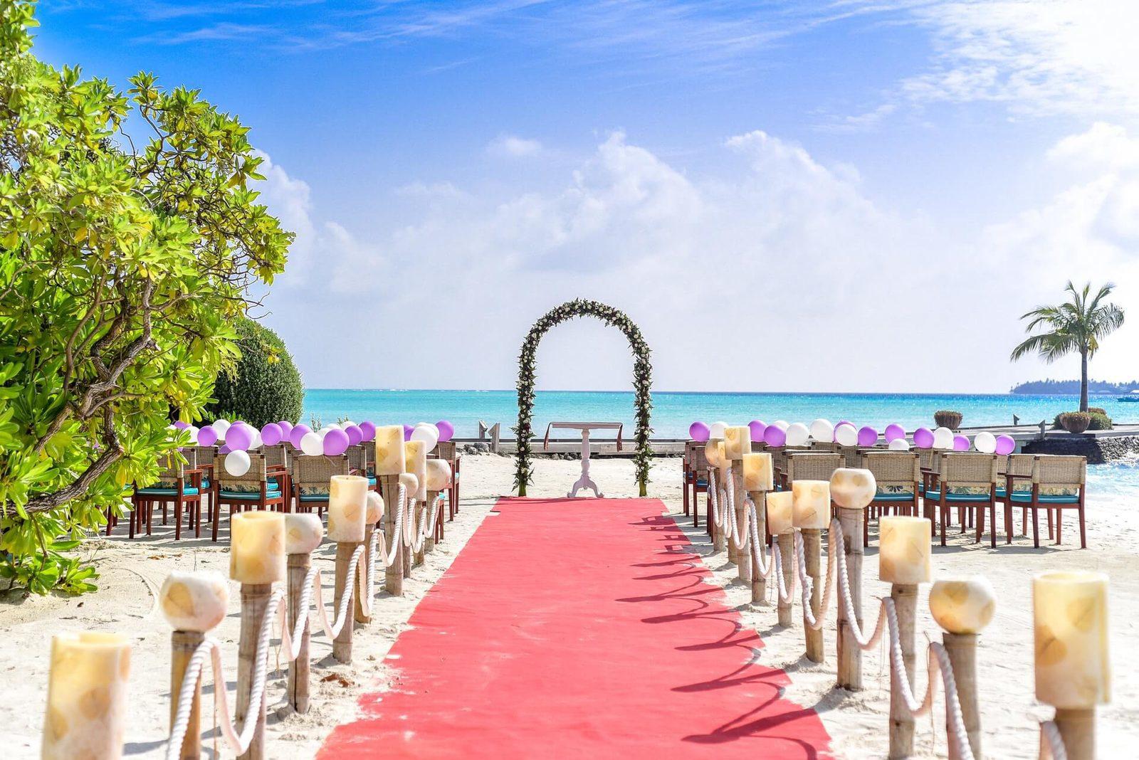 Bonaire wedding