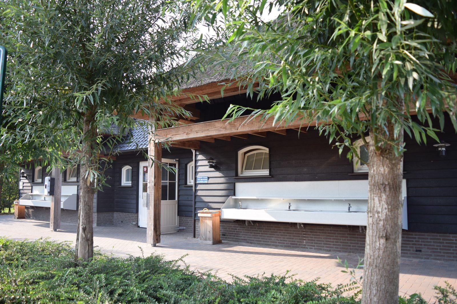 Faciliteiten bij De Boshoek