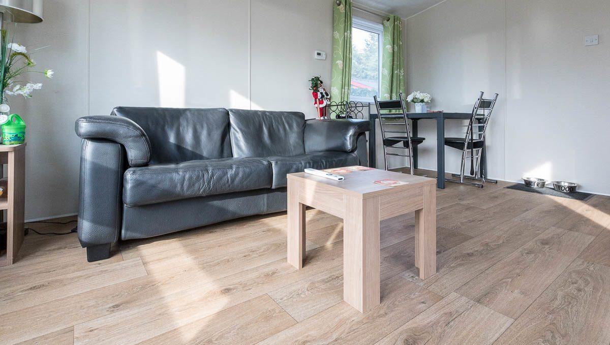 457 - Chaletpark Holiday Vraagprijs € 42.000