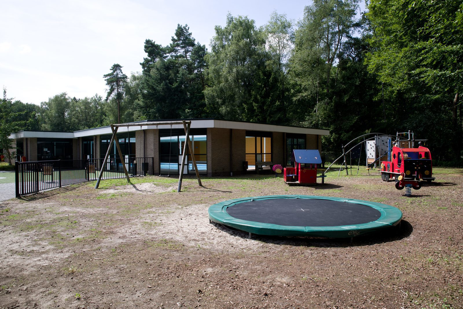 Various playgrounds