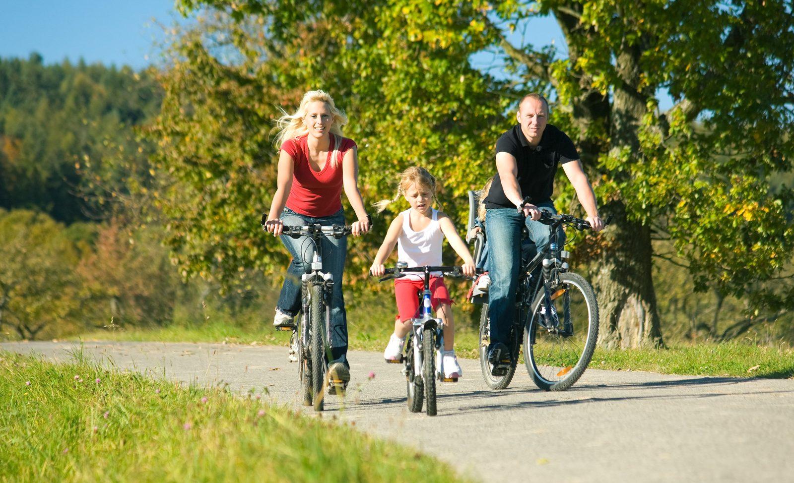 Fahrrad- und Go-Kart-Vermietung
