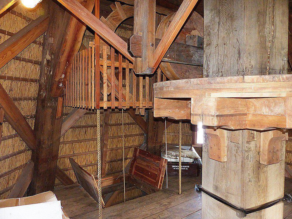 Flour mill De Herder