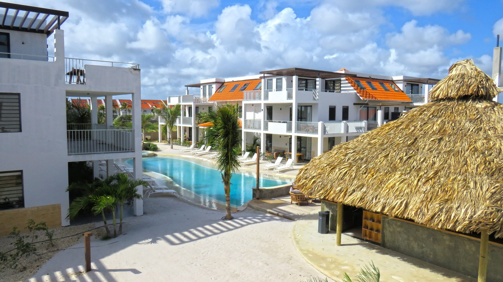 While on Bonaire, you can stay at Resort Bonaire. Luxurious apartments equipped with all the comforts you could wish for. View our available accommodations!