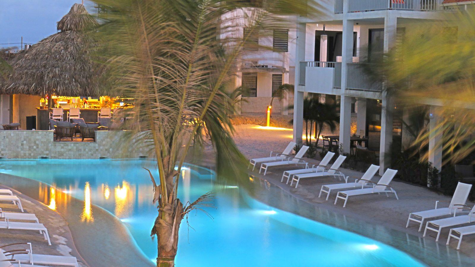 En tant que client du Resort Bonaire, vous pourrez profiter des multiples installations de notre parc. Louez du matériel de plongée ou venez nager dans notre piscine!