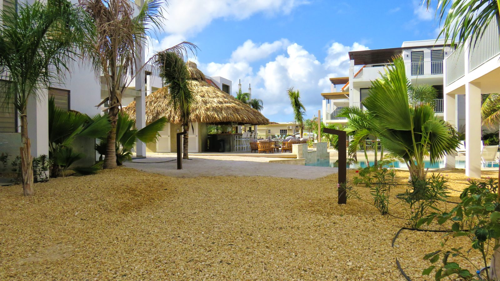 One of the best places to stay on Bonaire, is Resort Bonaire. A good place for couples and families to relax and enjoy.