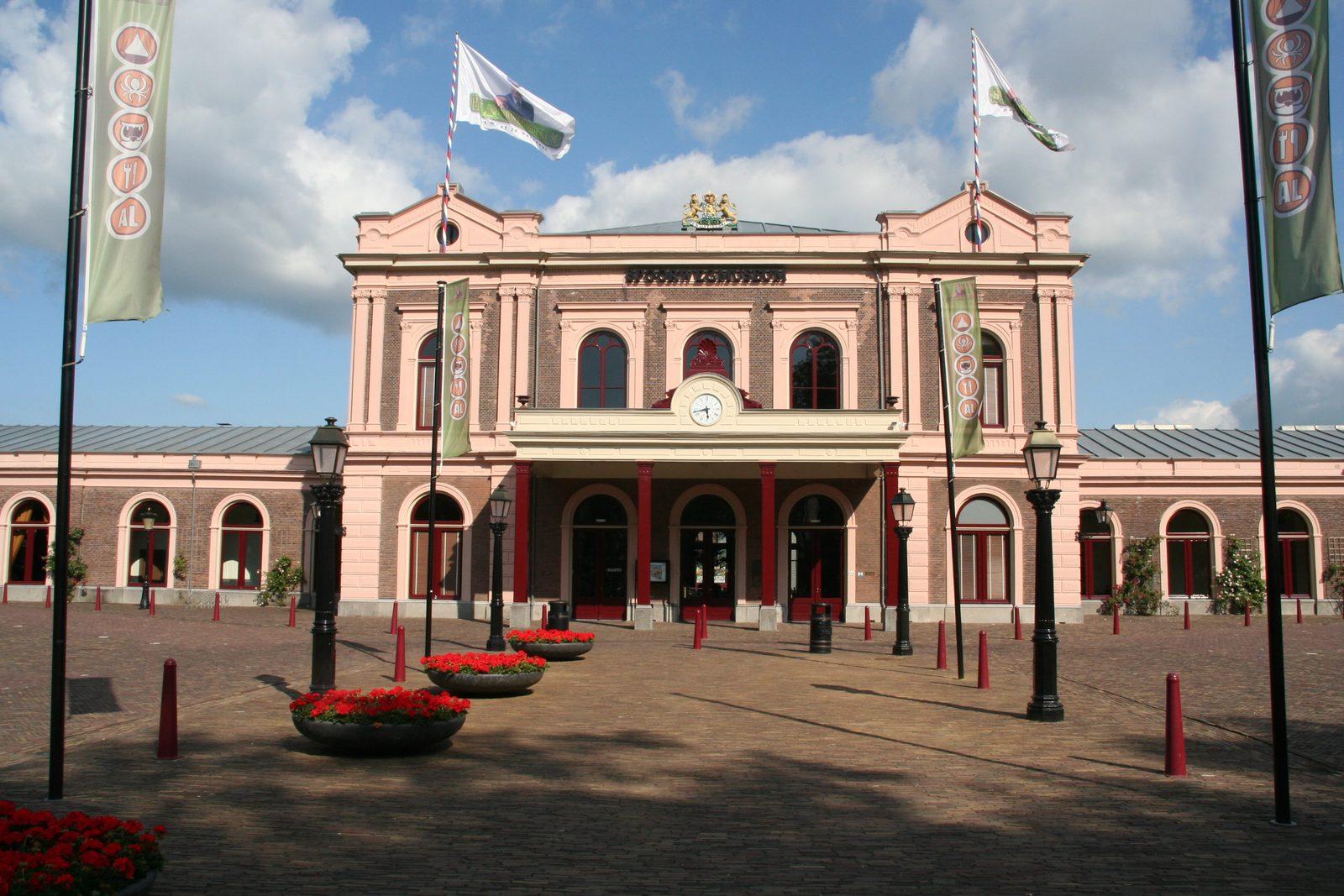 Railroads museum