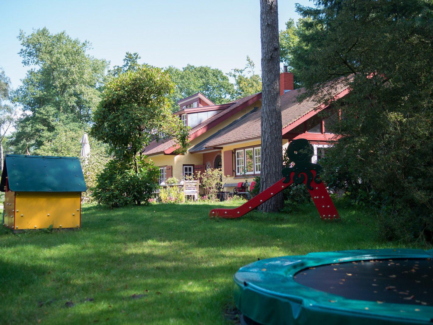 Buitenplaets de Heide een vakantiehuis voor families in Twente