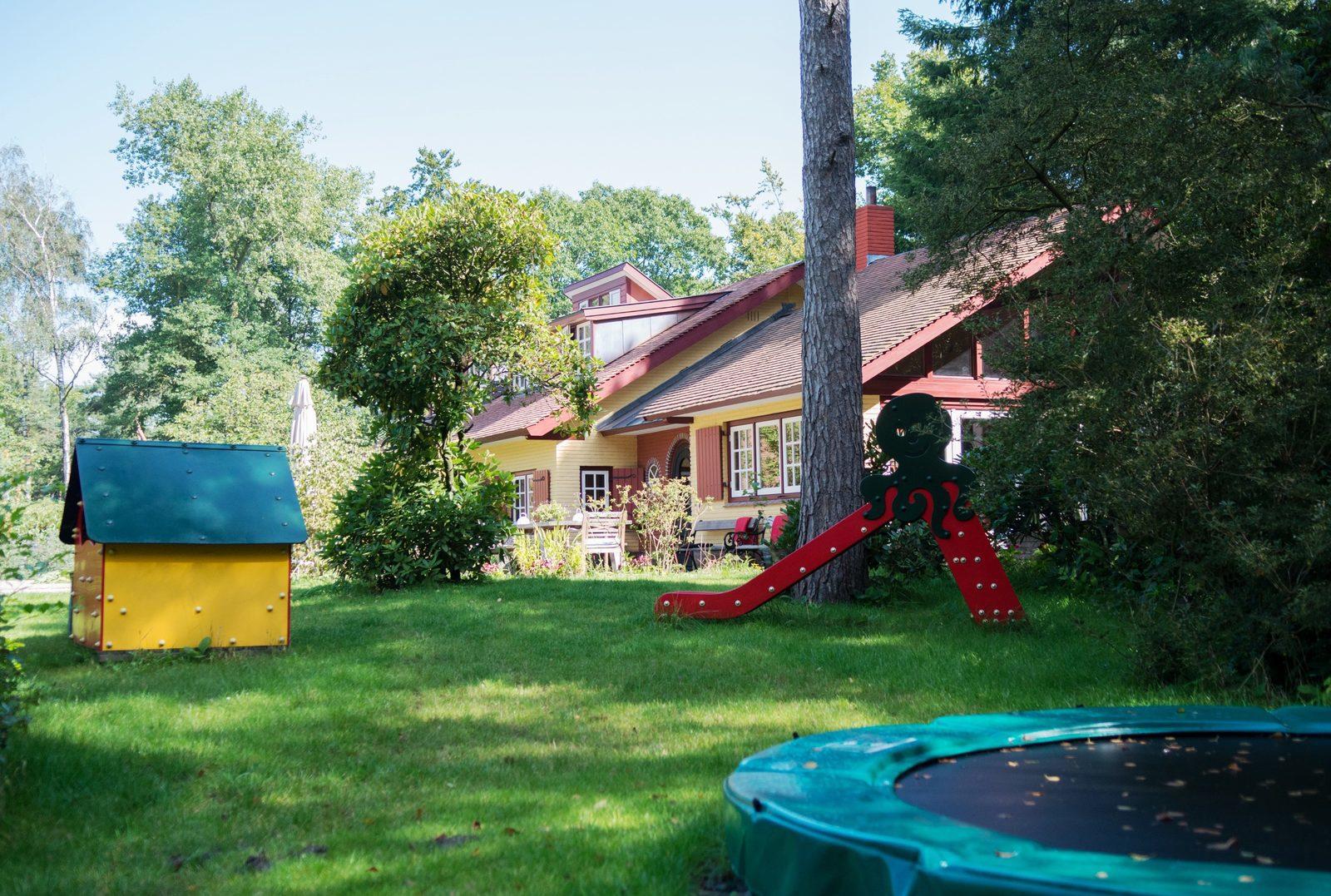 Buitenplaets de Heide, een vakantiehuis voor families