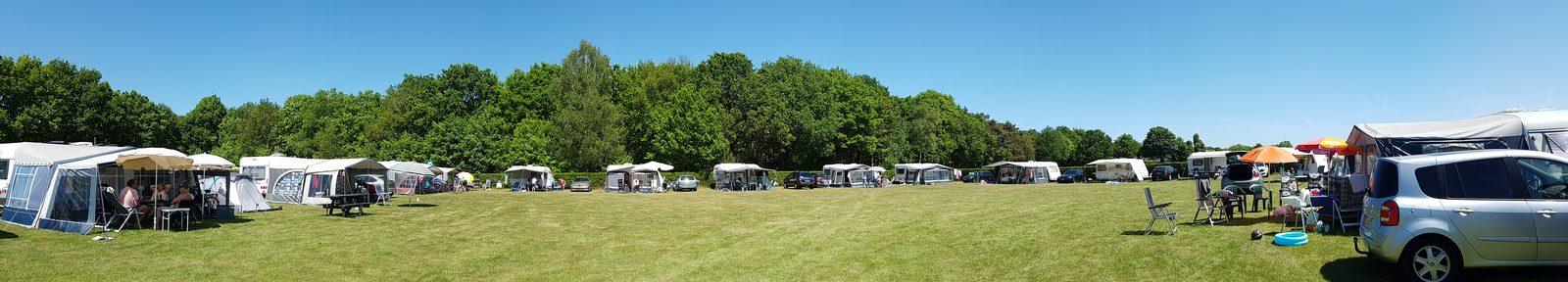 Camping Loon op Zand