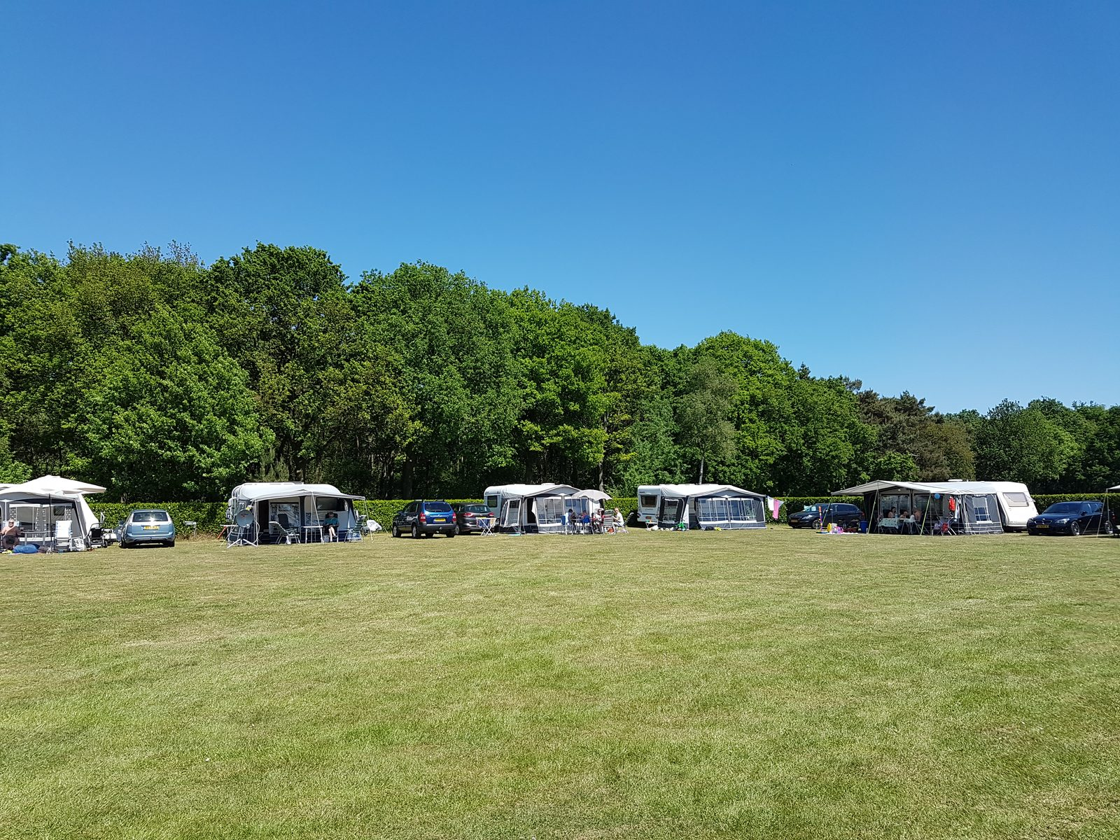 Camping Tilburg