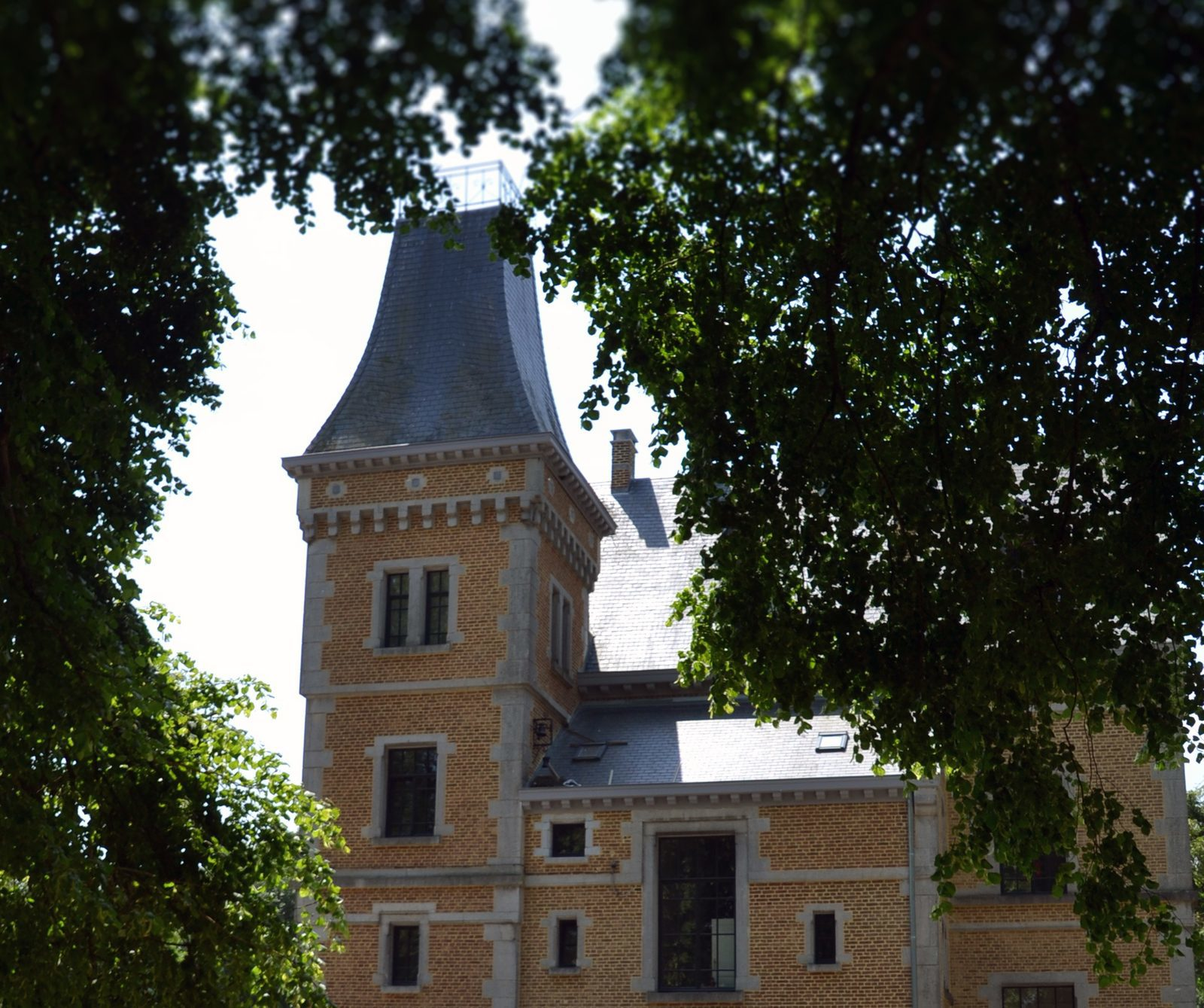 Staying at Chateau Beausaint