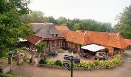 Pfannkuchenhaus und Open-Air-Museum