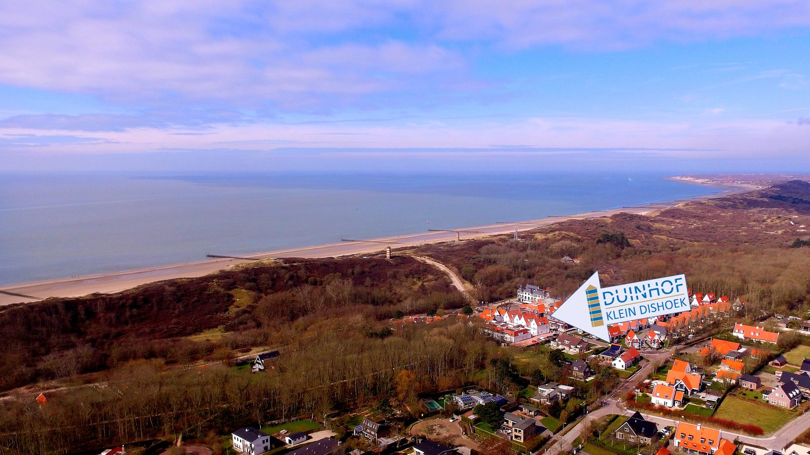 Brandneue luxuriöse Appartments auf einer Toplocation am Meer: Duinhof Dishoek