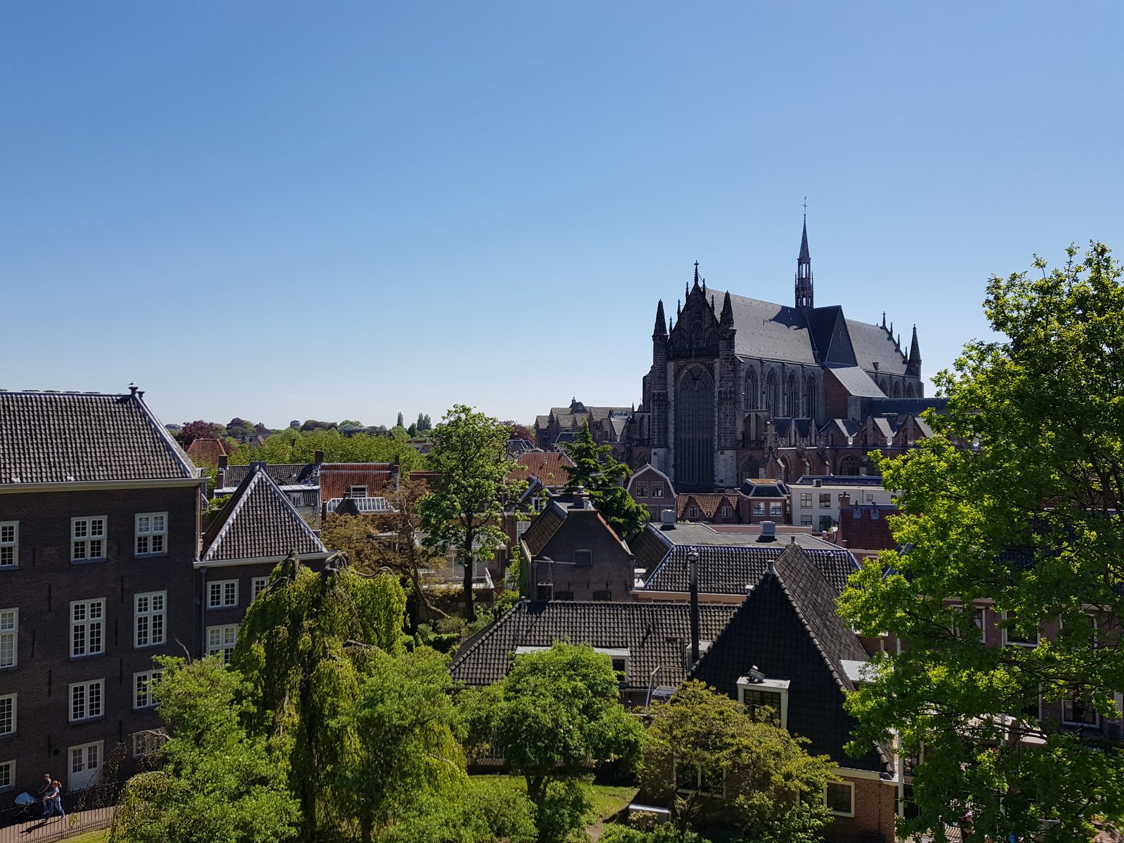Leiden museumstad