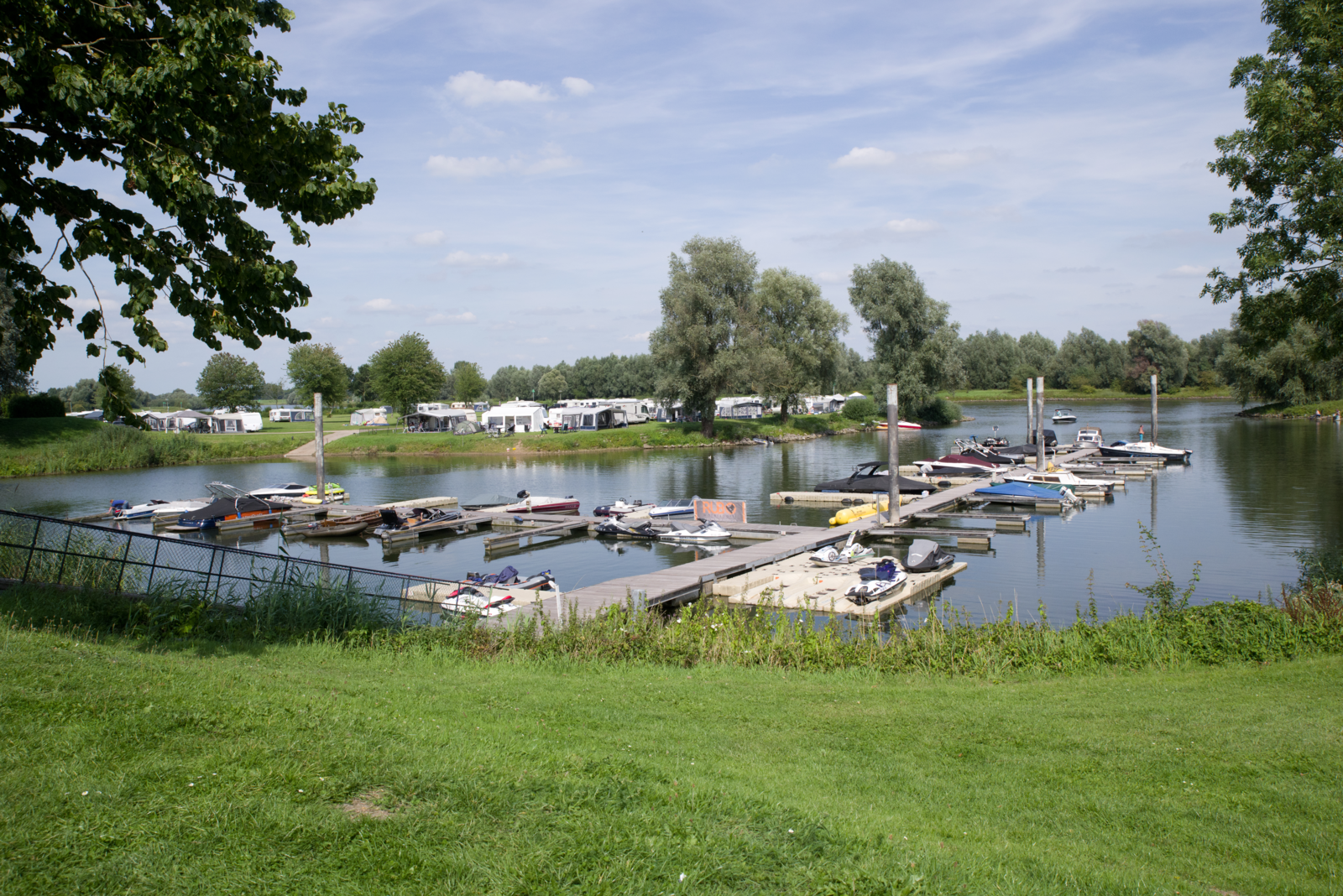 Camping in the Deventer area