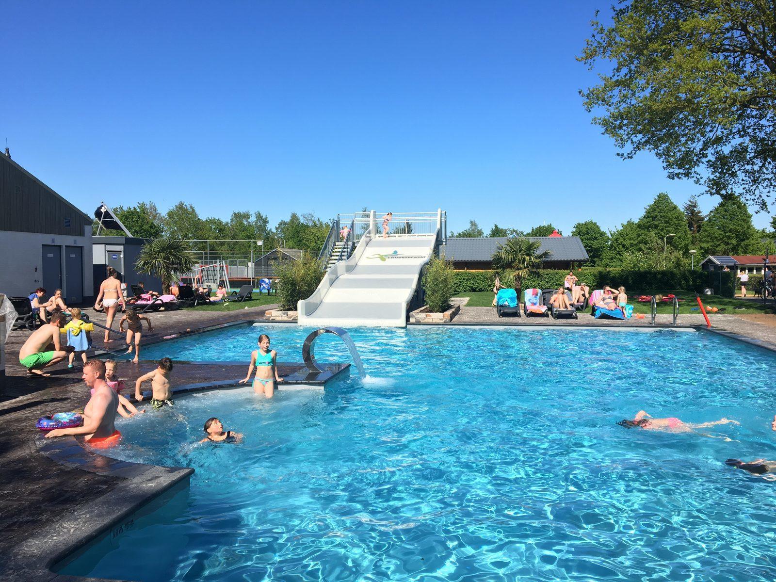 Vakantiepark T Rheezerwold Overijssel