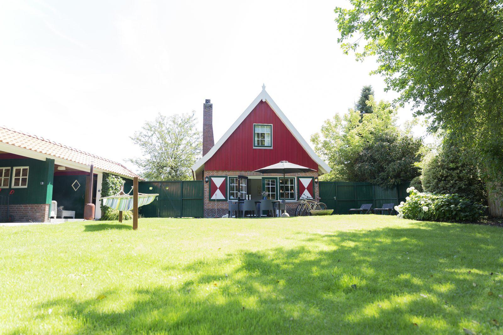 Vakantiehuis bij Winterswijk