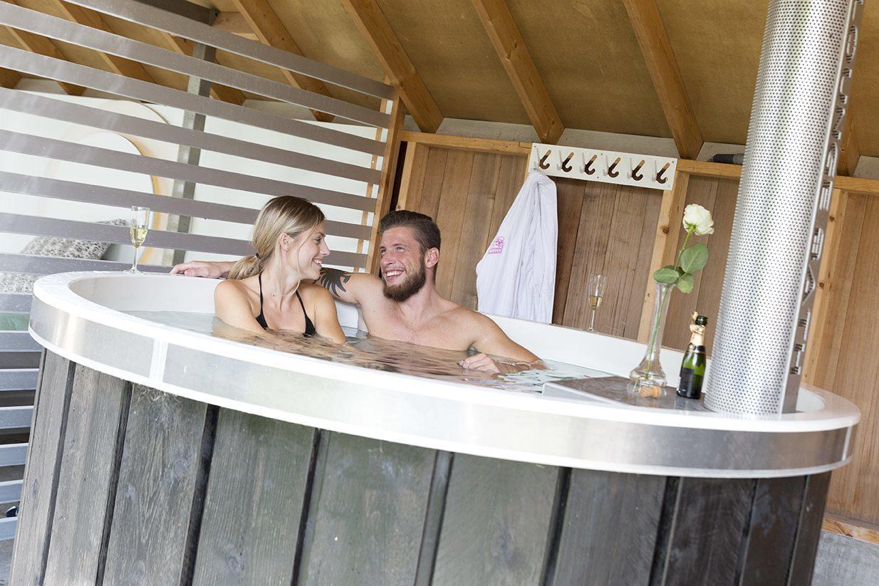 Romantische verblijven met luxe en wellness