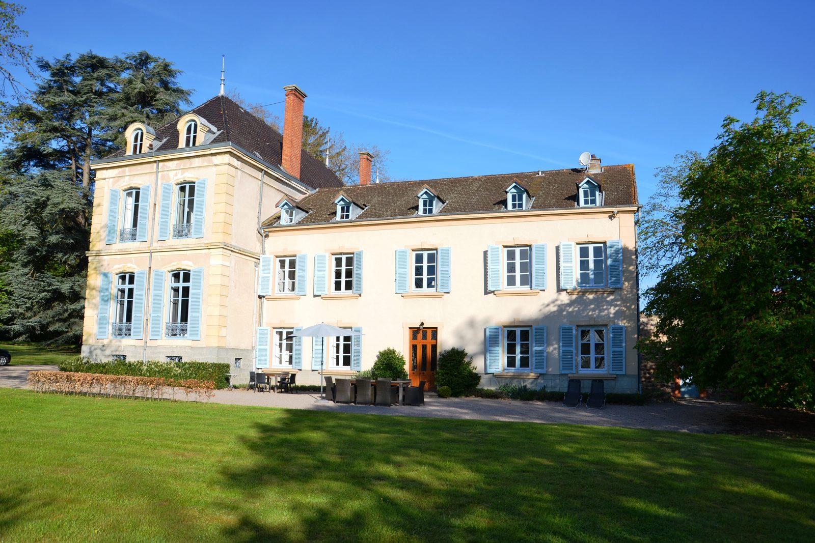 Kasteelvakantie in Frankrijk