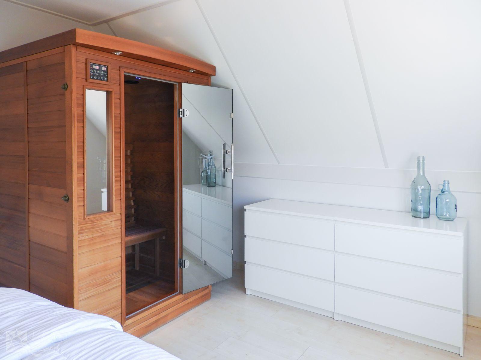 Top 5 vakantiehuizen met sauna, jacuzzi en hottub in Zeeland