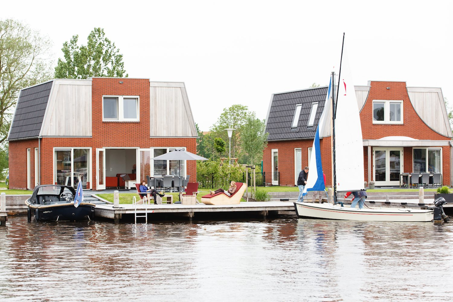 Buy holiday home in Friesland