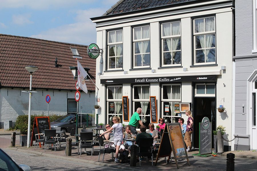 Cafe Kromme Knilles