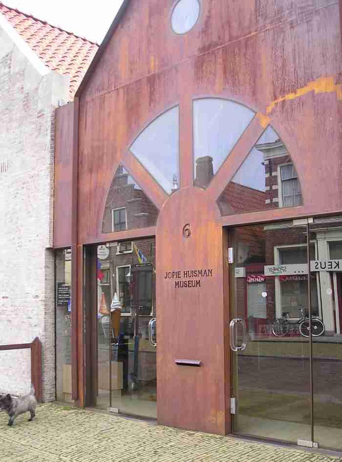Jopie Huisman Museum – Workum