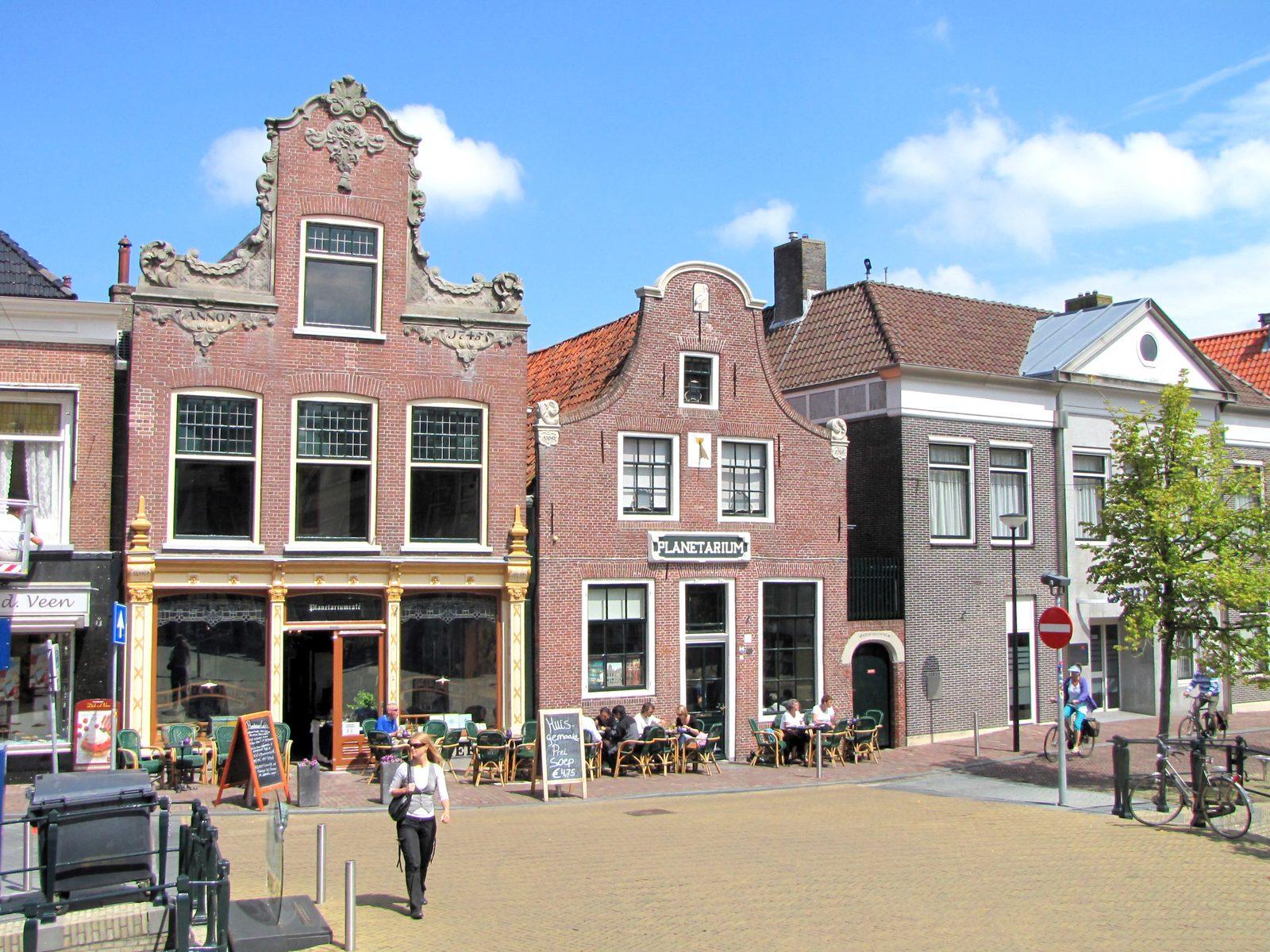 Friesland-Planetarium – Franeker