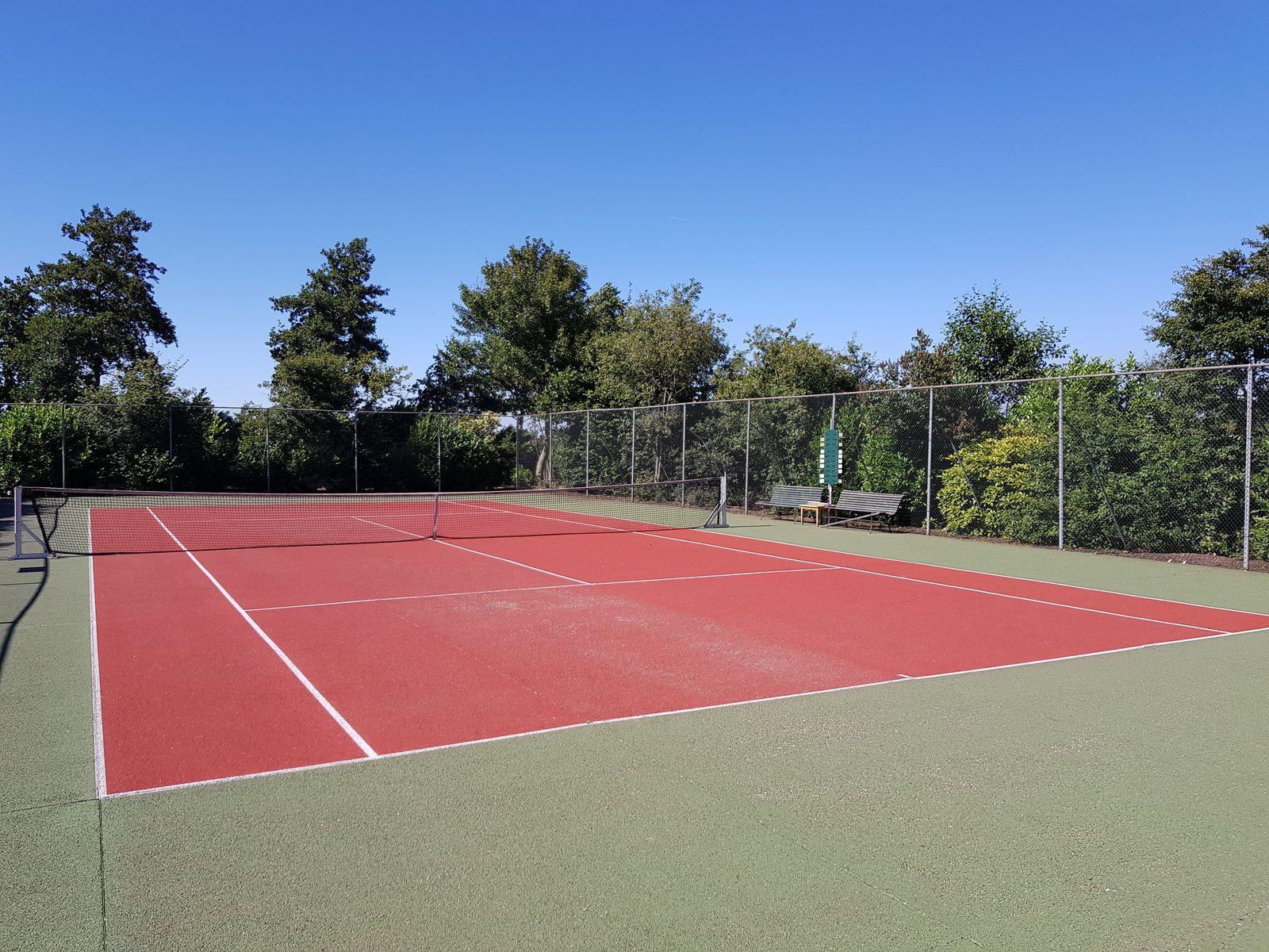 Tennisbaan Park Wijde Aa
