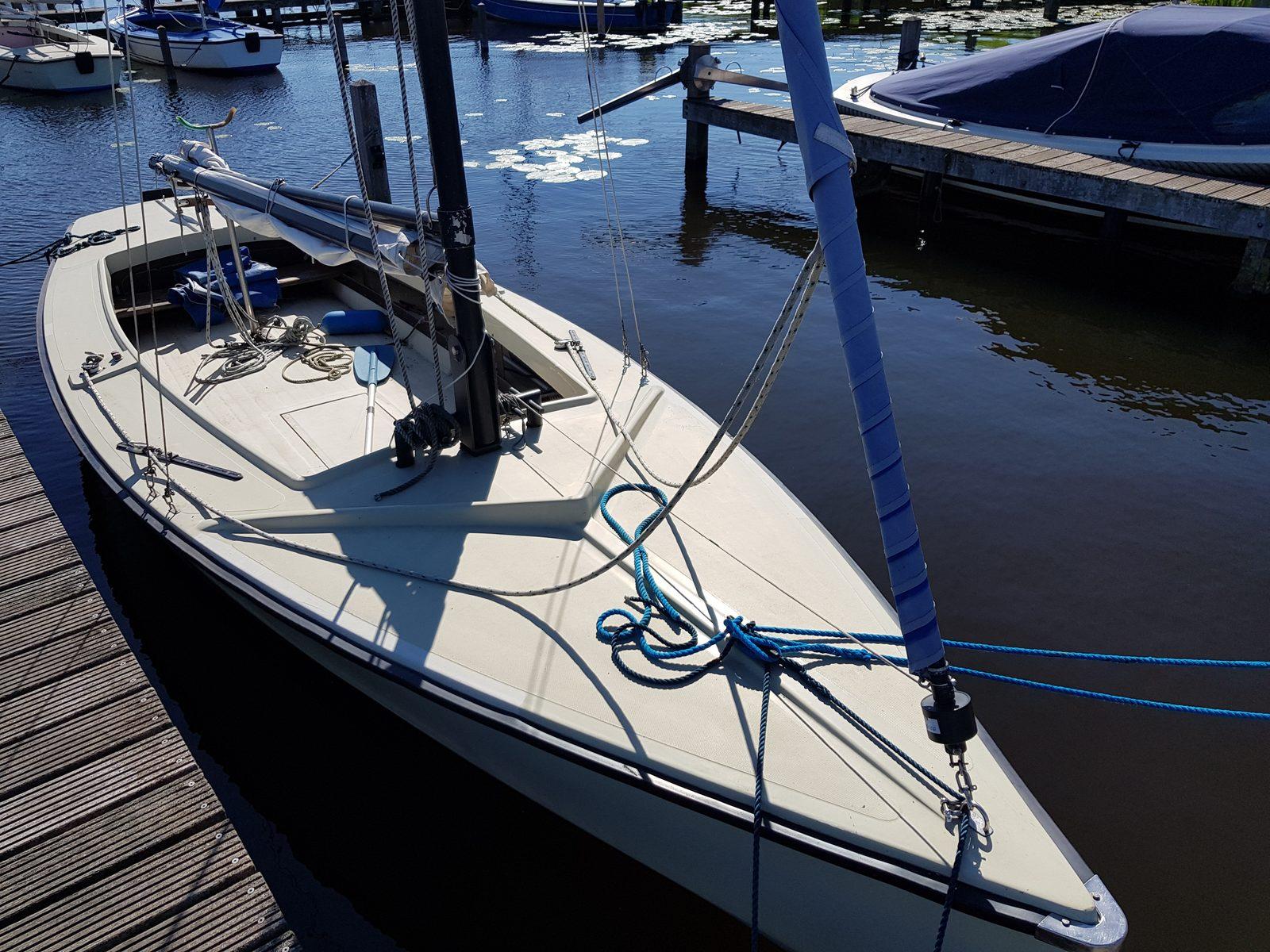 Zeilbootverhuur parkgasten