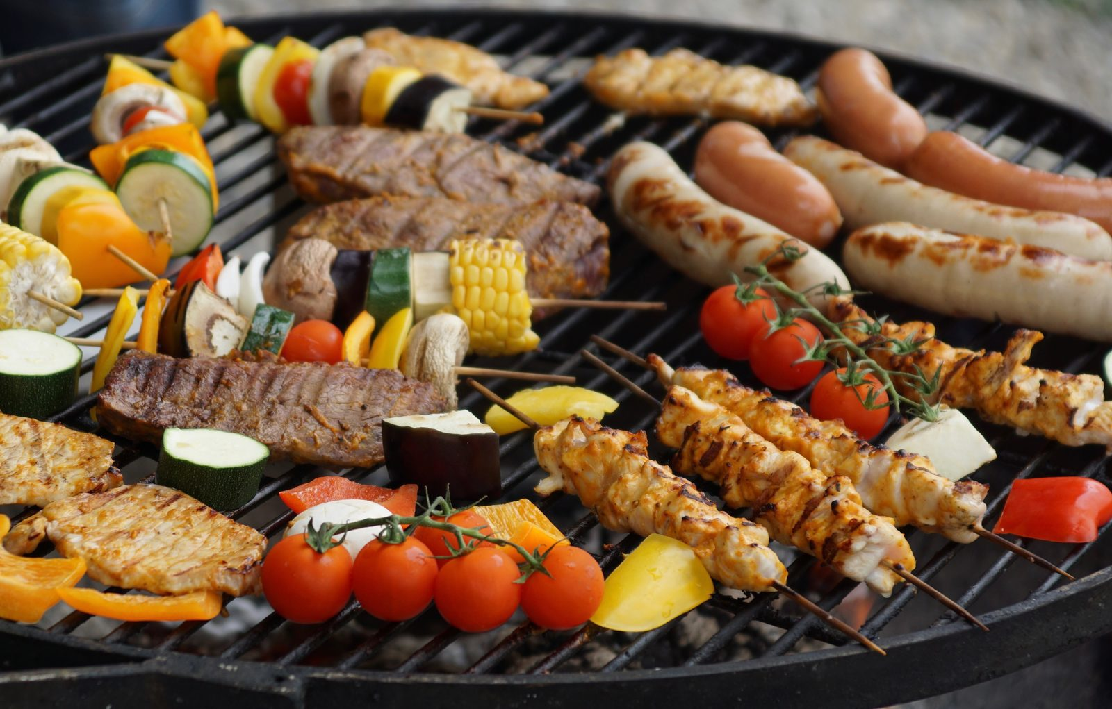 Summer BBQ packages at restaurant De Hazelaer
