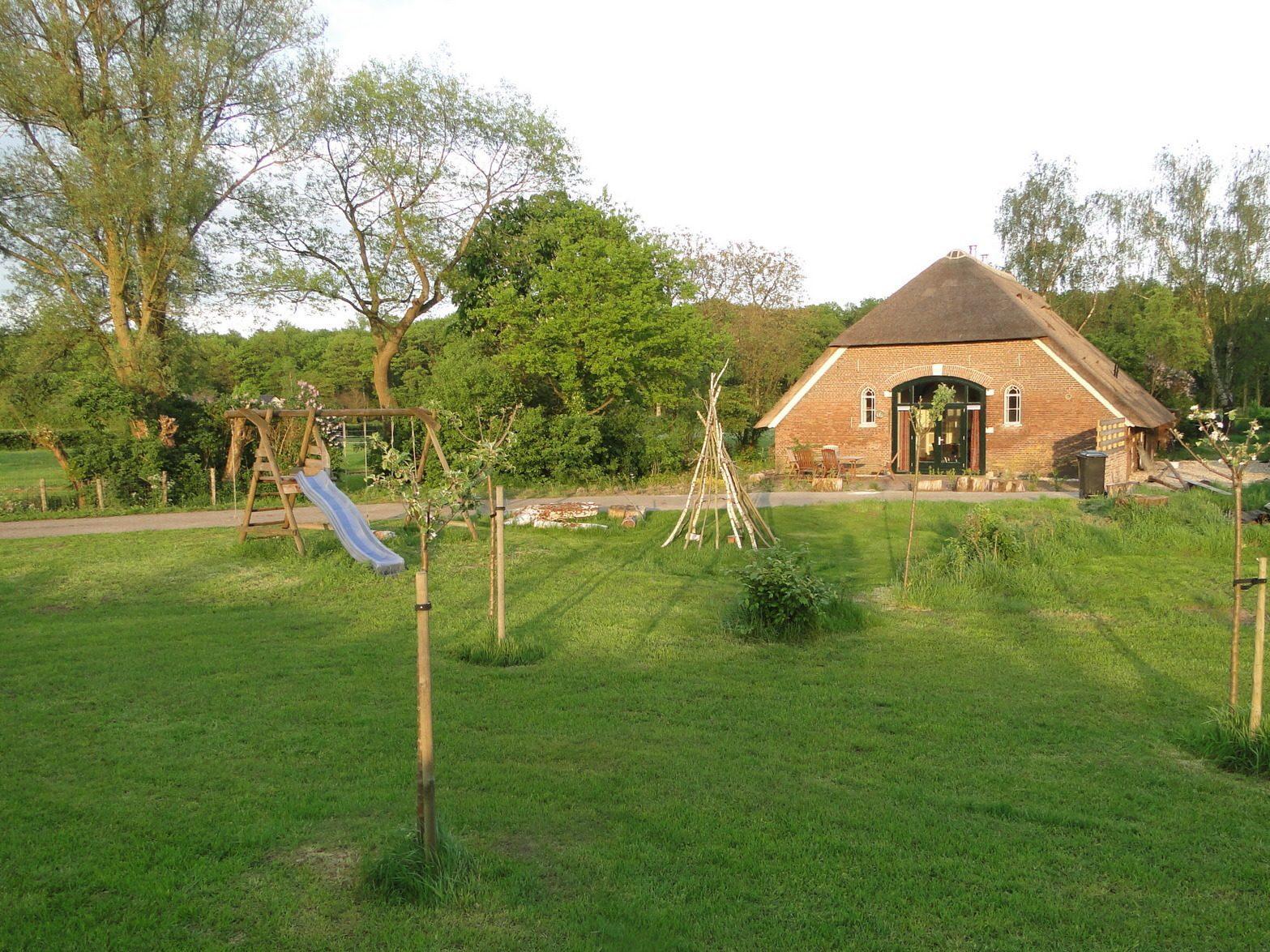Boerderij de IJsselhoeve in Overijssel, vakantiehuis voor gezinnen